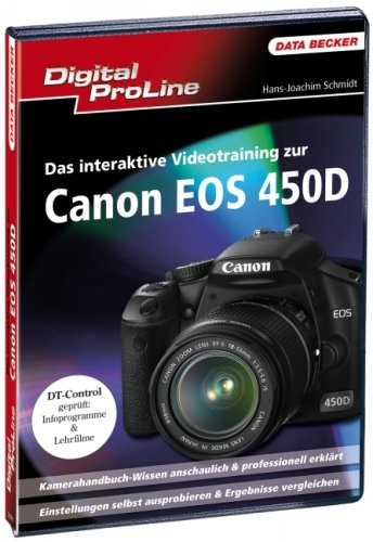 Digital ProLine interaktive Videotraining EOS 450D