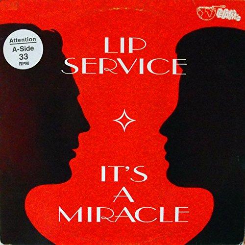 Lip Service Vinyl (It's A Miracle)