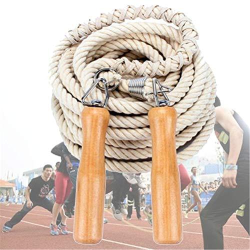 CZ-XING - Cuerda de Saltar para multijugadores 5 m
