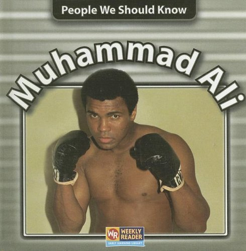 Muhammad Ali (People We Should Know (Hardcover)) by Jonatha A Brown (2005-07-06)