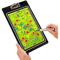 Pizarra táctica de fútbol Coach Board con avanzado PVC magnético ventosa piedra estándar veranstaltungs lugar especial lápiz, 35* 20cm