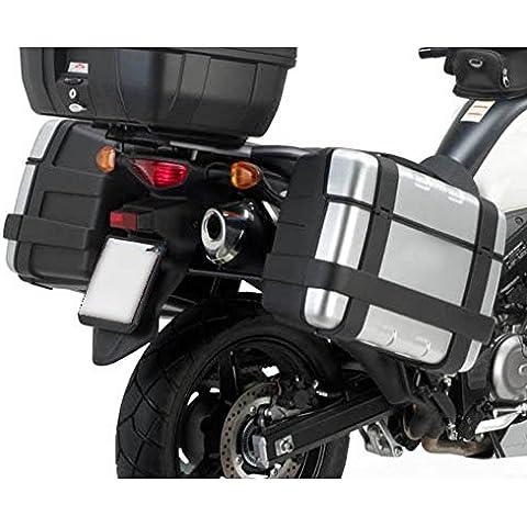 Portavaligie lateral para maletas MONOKEY KAPPA KL3101 SUZUKI DL-650 V-Strom L2 L3 (09 13>)