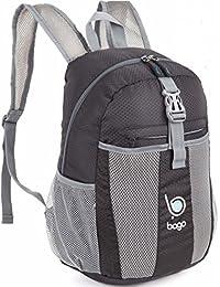 Sac à dos pour les hommes, femmes et enfants - léger pliable Sac à dos - Utilisez en tant que Voyage sac