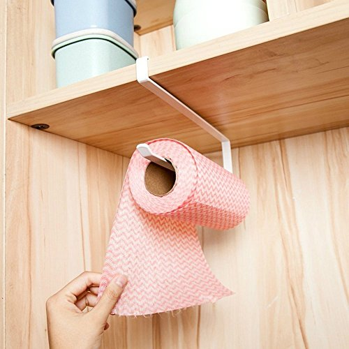 Porta carta igienica acciaio inossidabile portarotolo di carta senza viti per bagno, cucina e toilette