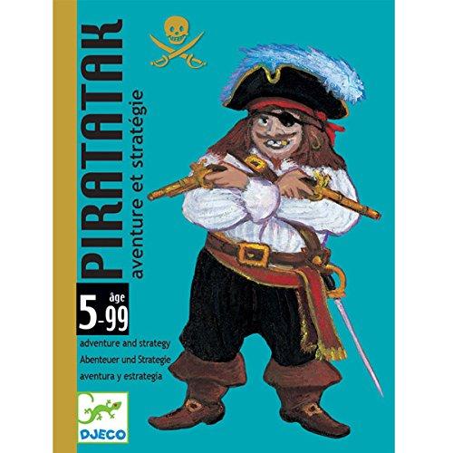 Piratatak : jeu d'aventure et de stratégie