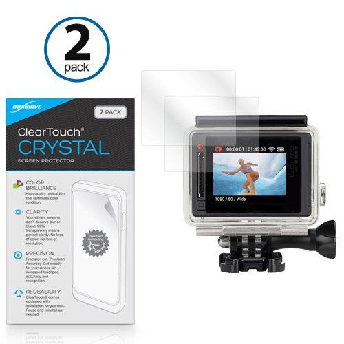 schutzfolie, BoxWave® [ClearTouch Crystal] HD Film Haut-Shields vor Kratzern für GoPro Hero 4 ()
