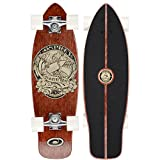 Osprey TY5343 ?In Skate We Trust? Single Kick Mini Cruiser Skateboard
