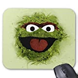 Oscar The Grouch | Watercolor Trend Mouse Pad 18×22 cm