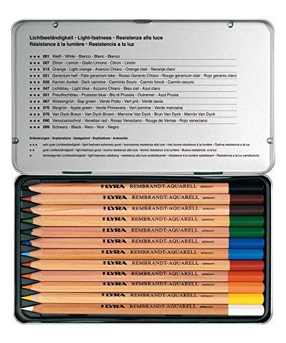 USA Produkt - Lyra Buntstifte 12/PkAssorted Farben
