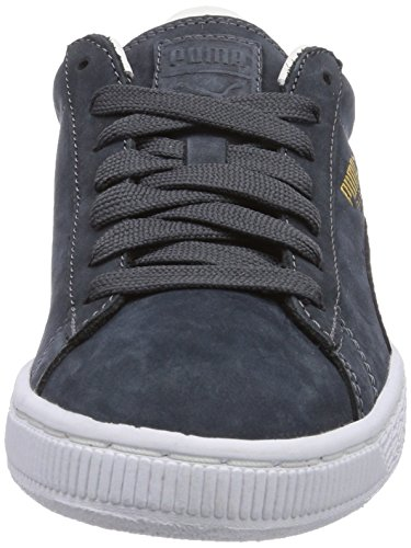 Puma Basket Citi Series Nbk, Baskets Basses mixte adulte Gris (Dark Shadow)