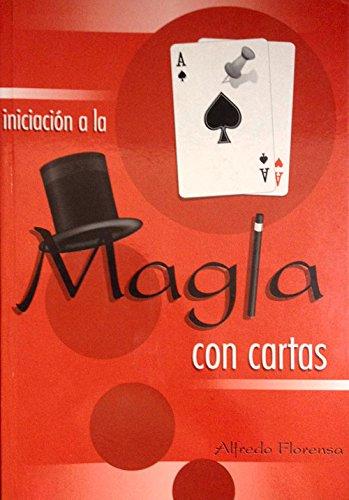 Iniciación a la magia con cartas por Alfredo Florensa