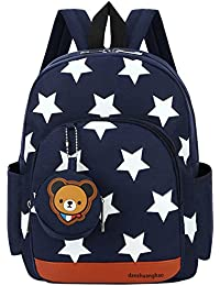 Preisvergleich für Vox Stern Mini Kindergartenrucksack Babyrucksack Kleinkind Kinder Schulrucksack für Mädchen/Jungs