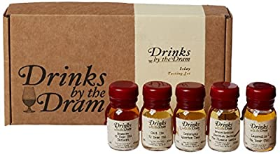 Drinks by the Dram Islay Whisky Tasting Set (5 x 3cl)