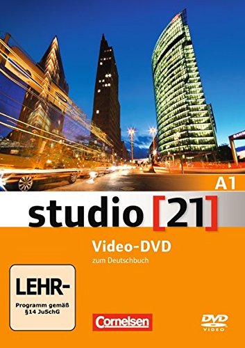 studio [21] - Das Deutschbuch, Bd.A1 : Video-DVD, Gesamtband