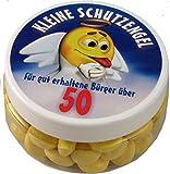 Kleine Schutzengel - Pillen zum 50. Geburtstag