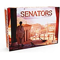 Ferti Games Jeu de Stratégie, Senators, Blanc