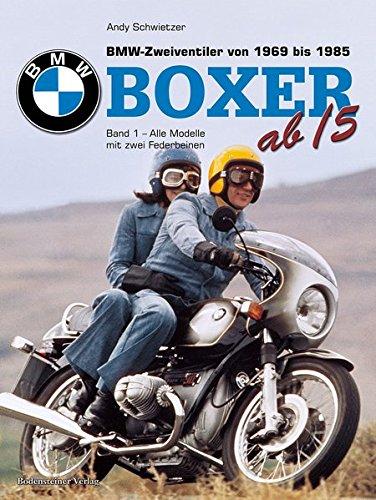 Fan 5 Ventil (BMW Boxer alle ab '5: BMW Boxer, BMW Zweiventiler von 1969-1985: alle Modelle mit zwei Federbeinen)