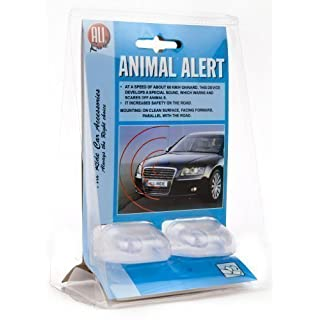All Ride 871125202451 Alarm for Animals.