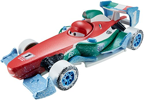 Disney Cars Cast 1:55 - Auto Fahrzeuge Ice Racers zur Auswahl, Typ:Francesco Bernoulli