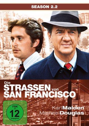 Bild von Die Straßen von San Francisco - Season 2.2 [3 DVDs]