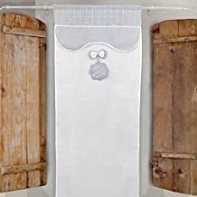 Tende Per Bagno Shabby.Amazon It Tende Cucina Shabby Chic
