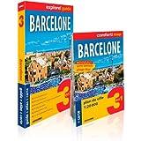 BARCELONE (EXPLORE! GUIDE 3en1)