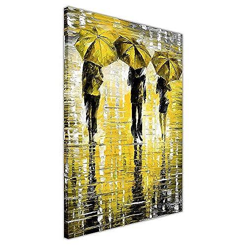Yellow Canvas: Amazon.co.uk