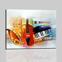 Quadri astratti musicali for Amazon quadri moderni astratti