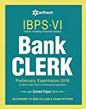 #2: IBPS-VI Bank Clerk Preliminary Examination Success Master