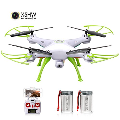 Drone with Camera Syma X5HW Stable RC Quadcopter