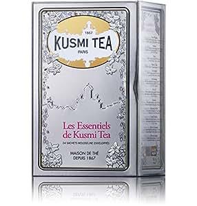 Kusmi Tea - LES IRRÉSISTIBLES ! Assortiment les Essentiels