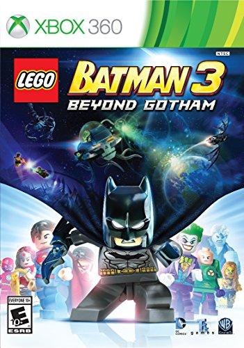 Lego Batman 3: Beyond Gotham - Batman 360-lego 3 Xbox