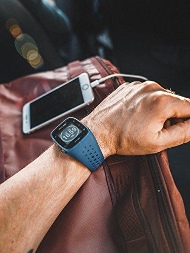 Polar M430 Reloj de Entrenamiento con GPS y Pulsometro de Muñeca, Unisex Adulto