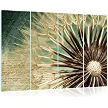 Design & Stil Antiquitäten & Kunst Acrylglas-Bild Wandbilder Druck 100x50 Deko Blumen & Pflanzen Pusteblume