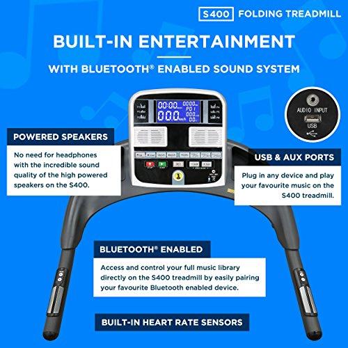 JLL-S400-Premium-Digital-Motorised-Treadmill-2017-New-Generation-Auto-Incline-Bluetooth-Black