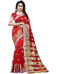 Maa Collections Women's Art Silk Saree Kanchipuram Style (Latest Designer Sarees /Party Wear Sarees /New Collection...