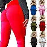 Best Running Leggings - Ondicir Store Yoga Pants Leggings Women Sport Pants Review