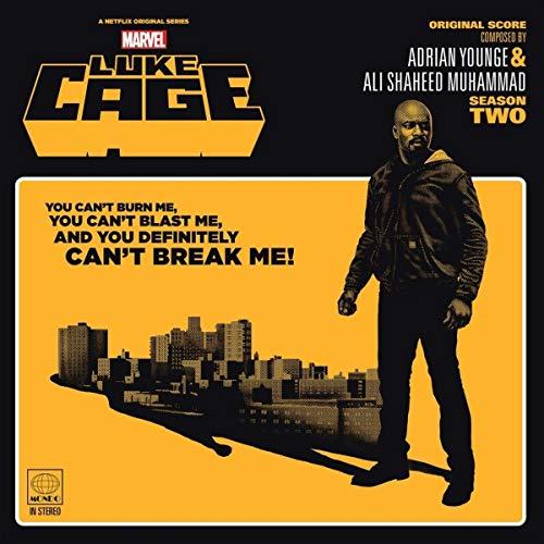 Marvel's Luke Cage - Season 2 OST (2 LP)