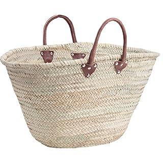 AUBRY GASPARD Shoulder Bag, natural (Off-White) - SCO1480
