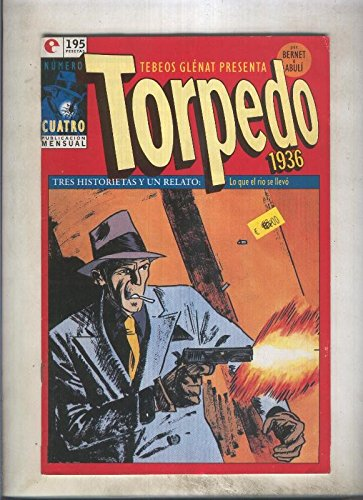 Torpedo 1936 comic book numero 04