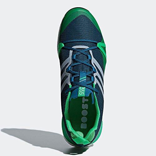 adidas Herren Terrex Agravic GTX Traillaufschuhe, Schwarz, 50.7 EU Grün (Reatea/Gretwo/Enegrn Reatea/Gretwo/Enegrn)