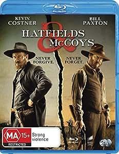 Hatfields and McCoys (2 Discs) Blu-Ray