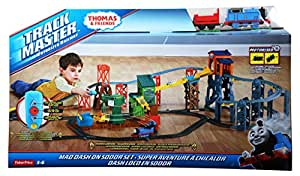 Thomas the Tank Engine with Massive Track Layout Toys for Hours of Fun A Toy for Boys or Girls. On S
