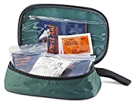 Click First Aid Kits -1 PERSON FIRST AID KIT POUCH