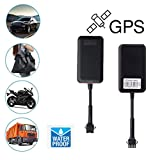 SO-buts GPS Tracking Finder/Smart GPS Tracker Mini Schwarz Anti-TK108 GPS Locator (Schwarz)