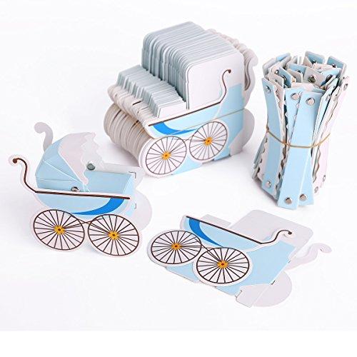 50-pezzi-carta-bomboniera-scatola-azzurro-confetti-di-nascita-bambino-compleanno-passeggino-infante