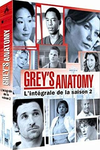 Anne Et Peter - Grey's Anatomy : L'intégrale saison 2 -