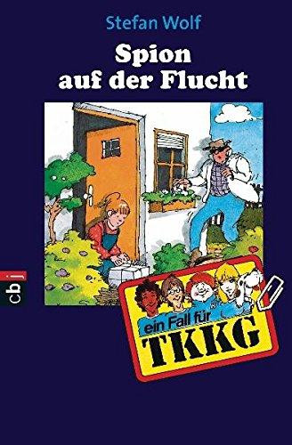 TKKG - Spion auf der Flucht
