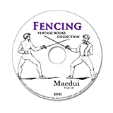 The Secrets and Art of Fencing with the Foil E-books Collection 17 PDF 1 DVD