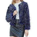 UFACE Frauen Flauschigen Mantel Winter Warme Jacke Strickjacke Langarm Oberbekleidung Tops
